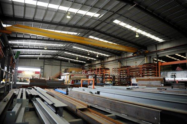 Steel Fabrication Hallam