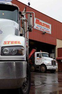 Melsteel Delivery